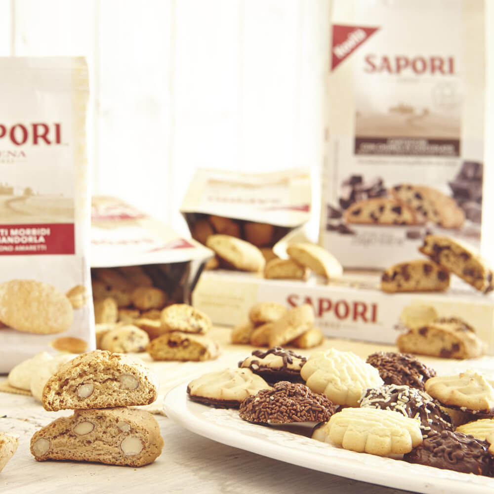2015 | Sapori, Beyond the usual sweets